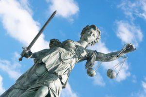 Lees meer over het artikel Rechtspraak gesloten tot 6 april